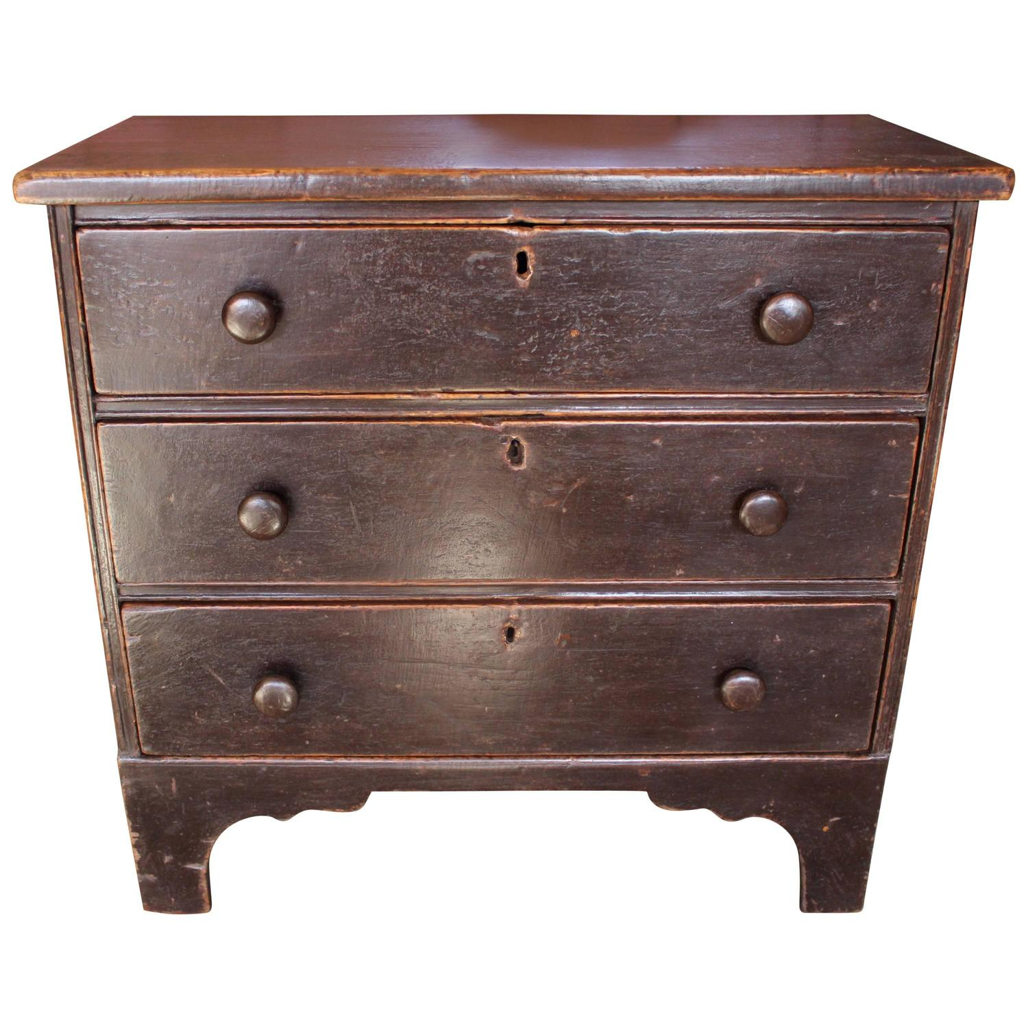 Small chest of drawers at stdibs