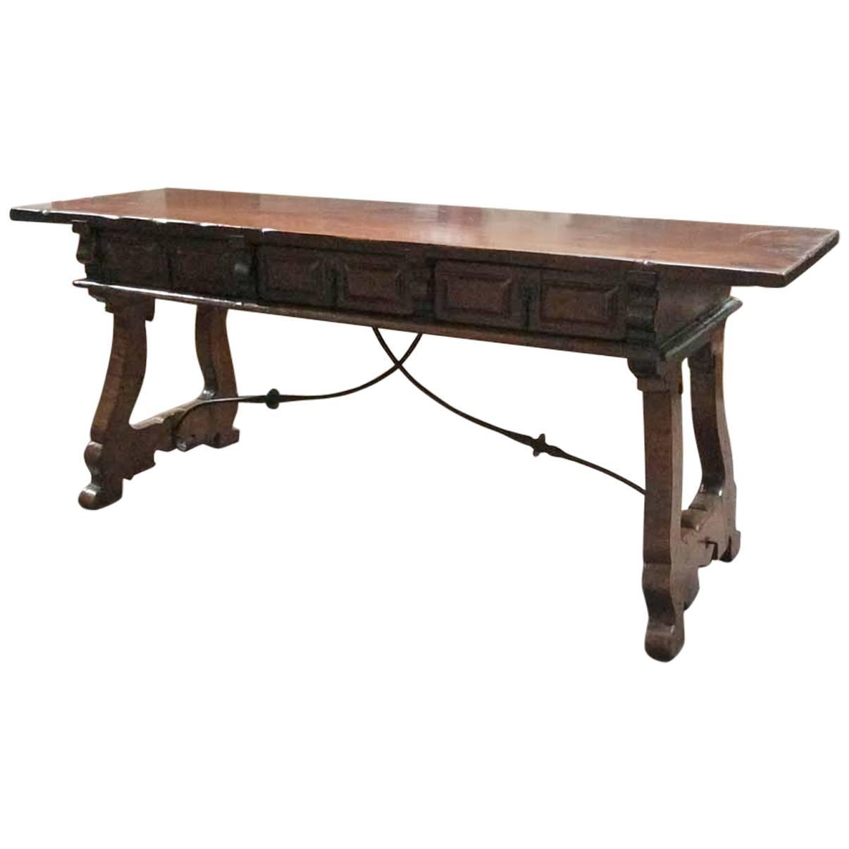 Antique Spanish Coffee Table For Sale At 1stdibs