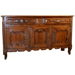 18th Century Country French Buffet