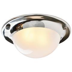 Luigi Caccia Dominioni Azucena Chrome LSP6 Lamp, Italy, 1965