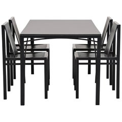 Ruud-Jan Kokke Dining Set for Harvink Holland, 1984