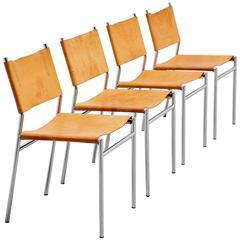 Martin Visser SE06 Dining Chairs for 't Spectrum, 1967