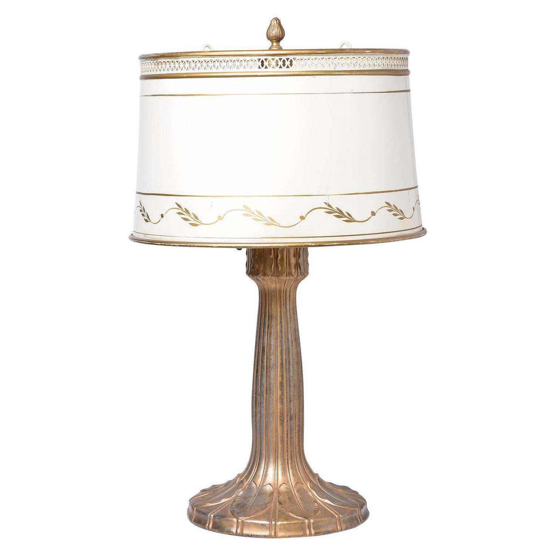 vintage american table lamp for sale at 1stdibs. Black Bedroom Furniture Sets. Home Design Ideas