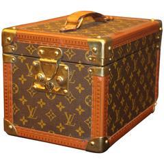 1950's Louis Vuitton Train Case