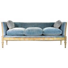 Early 19th Century Swedish Gustavian Sofa