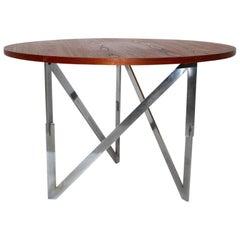 Scandinavian Modern Vintage Teak Coffee Table Aksel Bender Madsen Ejner Larsen