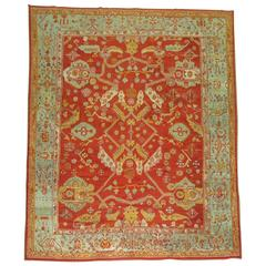 Angora Antique Oushak Rug