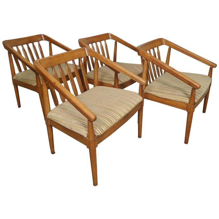 Mid-century Armchairs