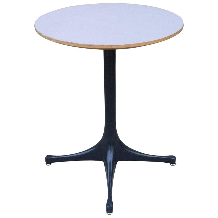 George nelson for herman miller swag leg side table for for Nelson swag leg table