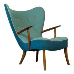 Madsen and Schübell Pragh Lounge Chair