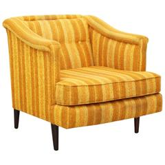 Edward Wormley Lounge Chair for Dunbar, Reupholstery Needed