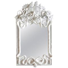 Grand Fluyt, Large Objet Trouve Mirror
