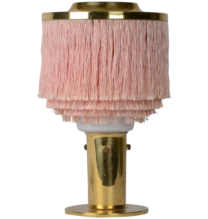 Table Lamp, by Hans Agne Jakobsson, Markaryd, 1960s at 1stdibs