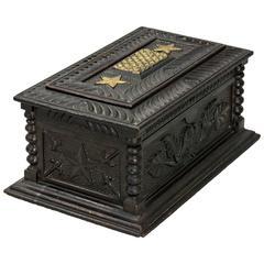 Prisoner Made Keepsake Box