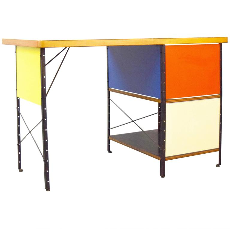 Early Eames 'ESU' Desk