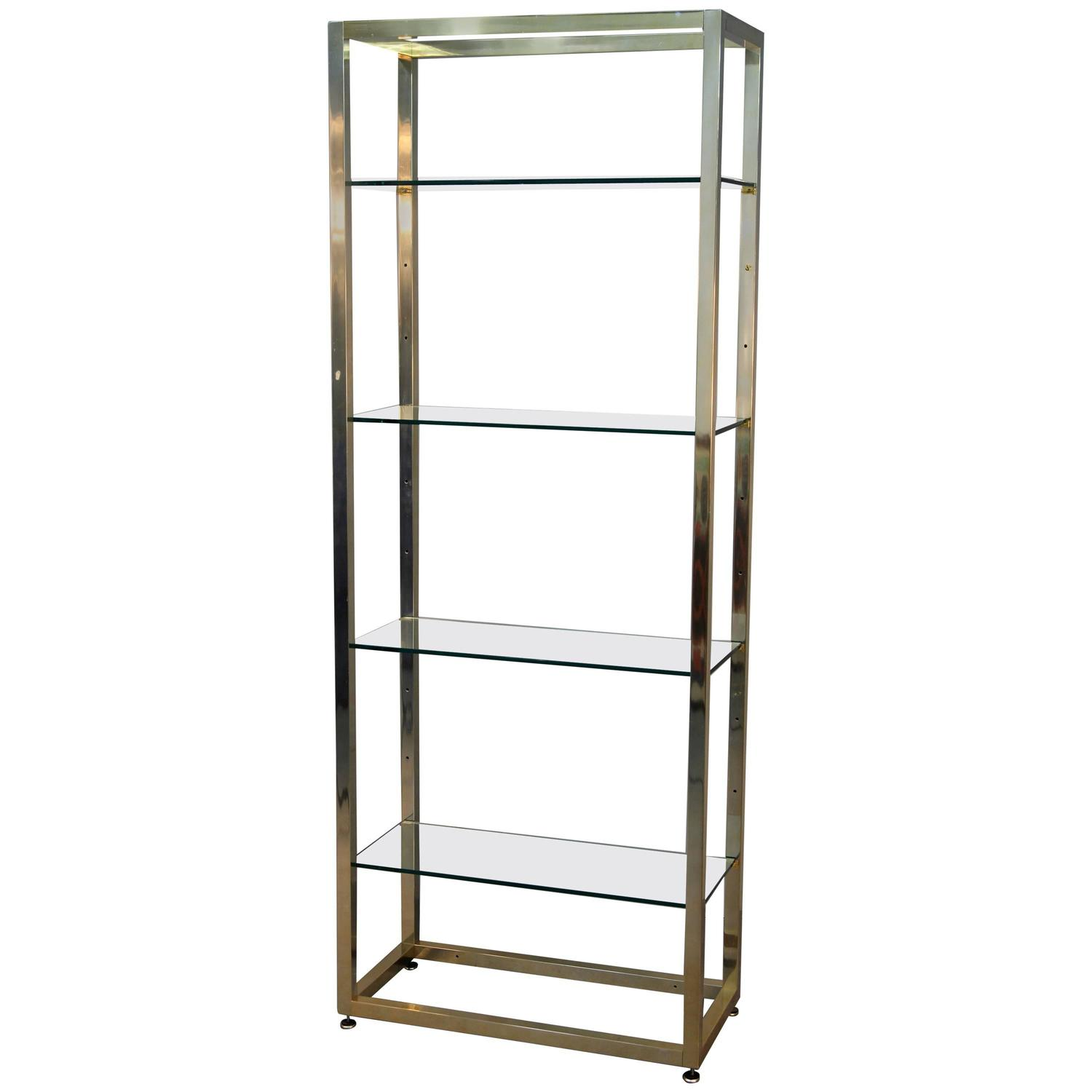 Brass And Glass Etagere For Sale At 1stdibs. Coastal Upholstery Fabric. Makeup Mirror. Patio Construction. Open Kitchen Design. Aquascape Pools. Tall End Tables. Vega Roofing. Bench With Arms