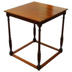 Fine English Mahogany Pub Table