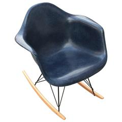 Navy Blue Herman Miller Eames RAR