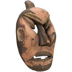 Early 20th Century Yao Shaman's Mask, China