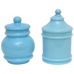 Portieux Opaline Glassware