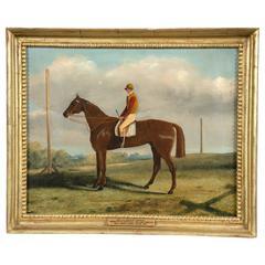 "O/C  ""Cossack""  Winner of the Derby 1847"