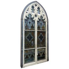 19th Century Large Church Window