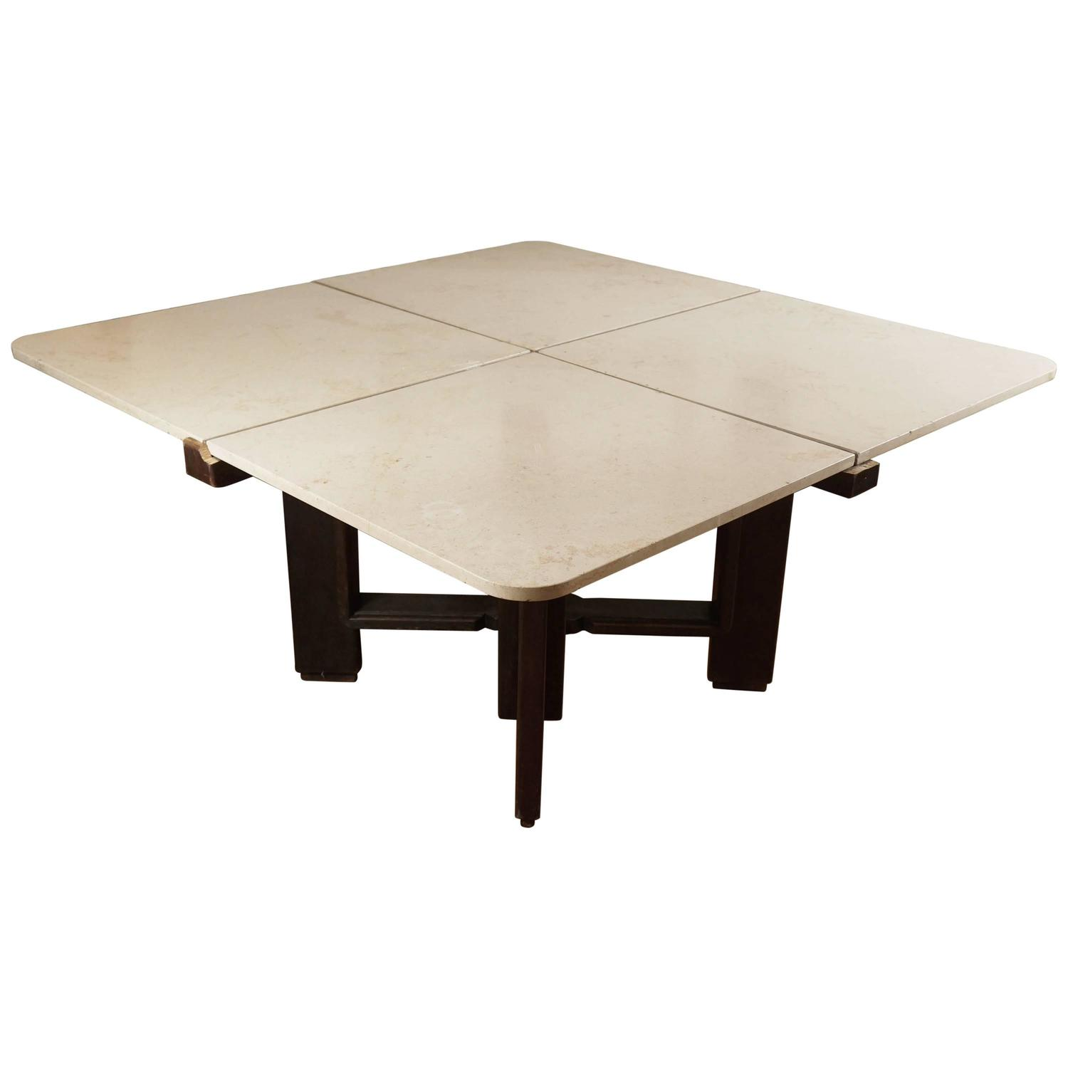marble top dining table for sale at 1stdibs