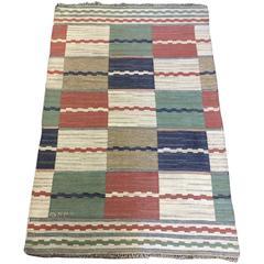 Flat-Weave Rug by Marta Maas-Fjetterström
