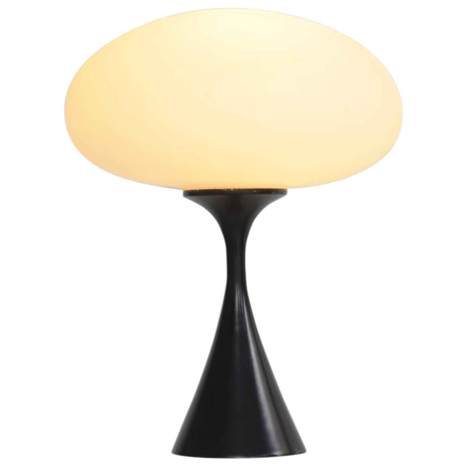 Laurel Mushroom Lamp At 1stdibs