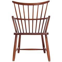 Vintage Danish Modern Windsor Chair