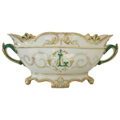 French Limoges Jardiniere