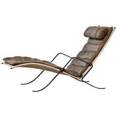 Rare Fabricius / Kastholm Grasshopper Lounge Chair