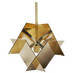 """Prism"", Hanging Light by Mydriaz, Large, 2015"