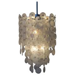 Italian Murano Glass Chandelier