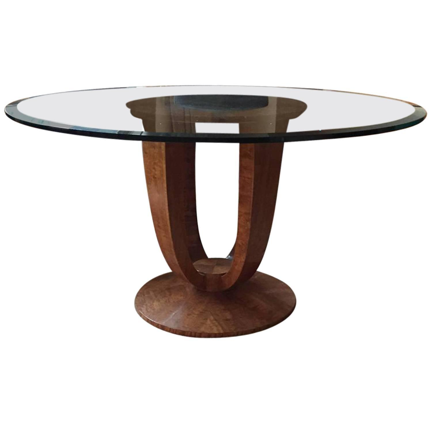 roche bobois dining table 1970s at 1stdibs. Black Bedroom Furniture Sets. Home Design Ideas