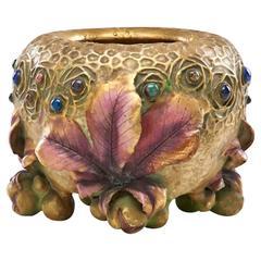 Riessner & Kessel, Amphora Vase, 1900