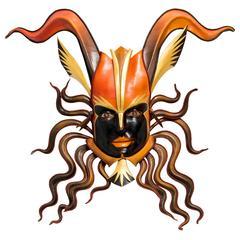 Venetian Handmade Carnival Mask