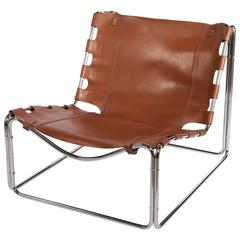 Fabio Lounge Chair by Pascal Mourgue for Steiner Meubles 1970