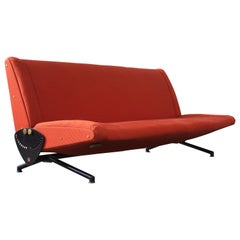 D70 Sofa by Osvaldo Borsani for Tecno