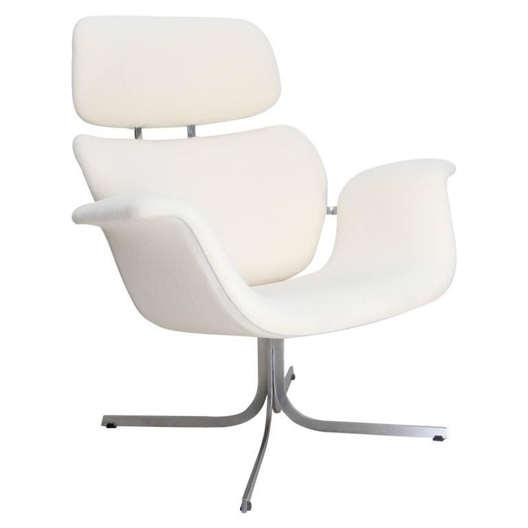 Pierre Paulin Big Tulip Lounge Chair Edited by Artifort in 1965 at 1stdibs