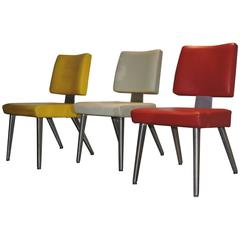 Mid-20th Century GoodForm Large-Size Industrial Task Chairs
