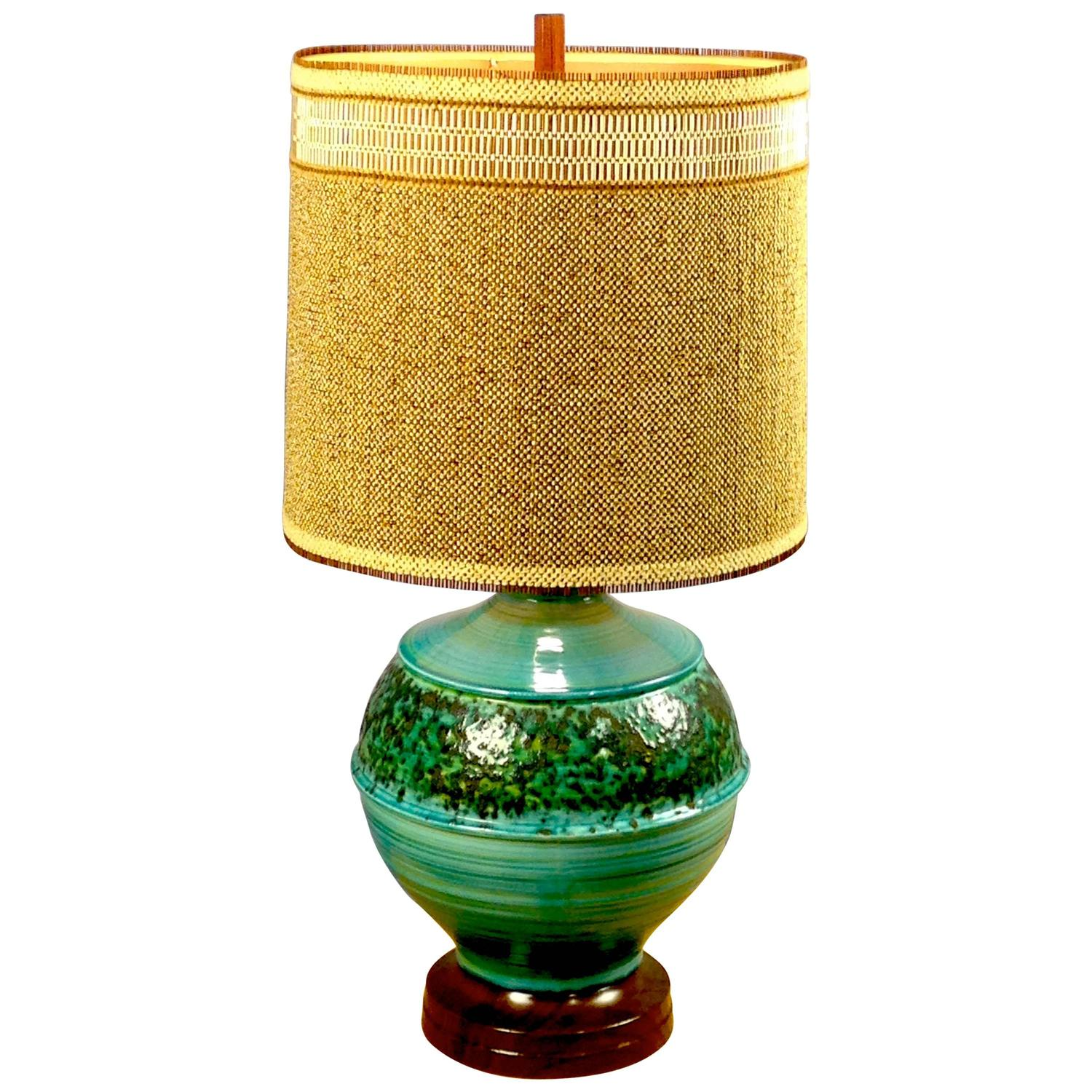 shopping glass at eustis products prices nextag compare table aqua lamp bo cal lamps lighting blue