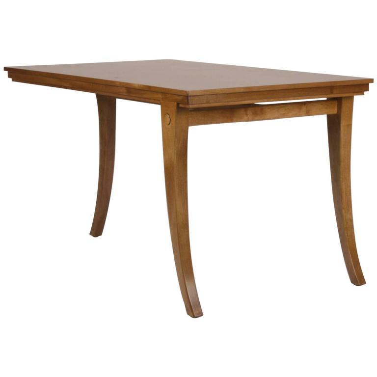 T.H Robsjohn-Gibbings for Saridis of Athens Table Model No. 12 For Sale