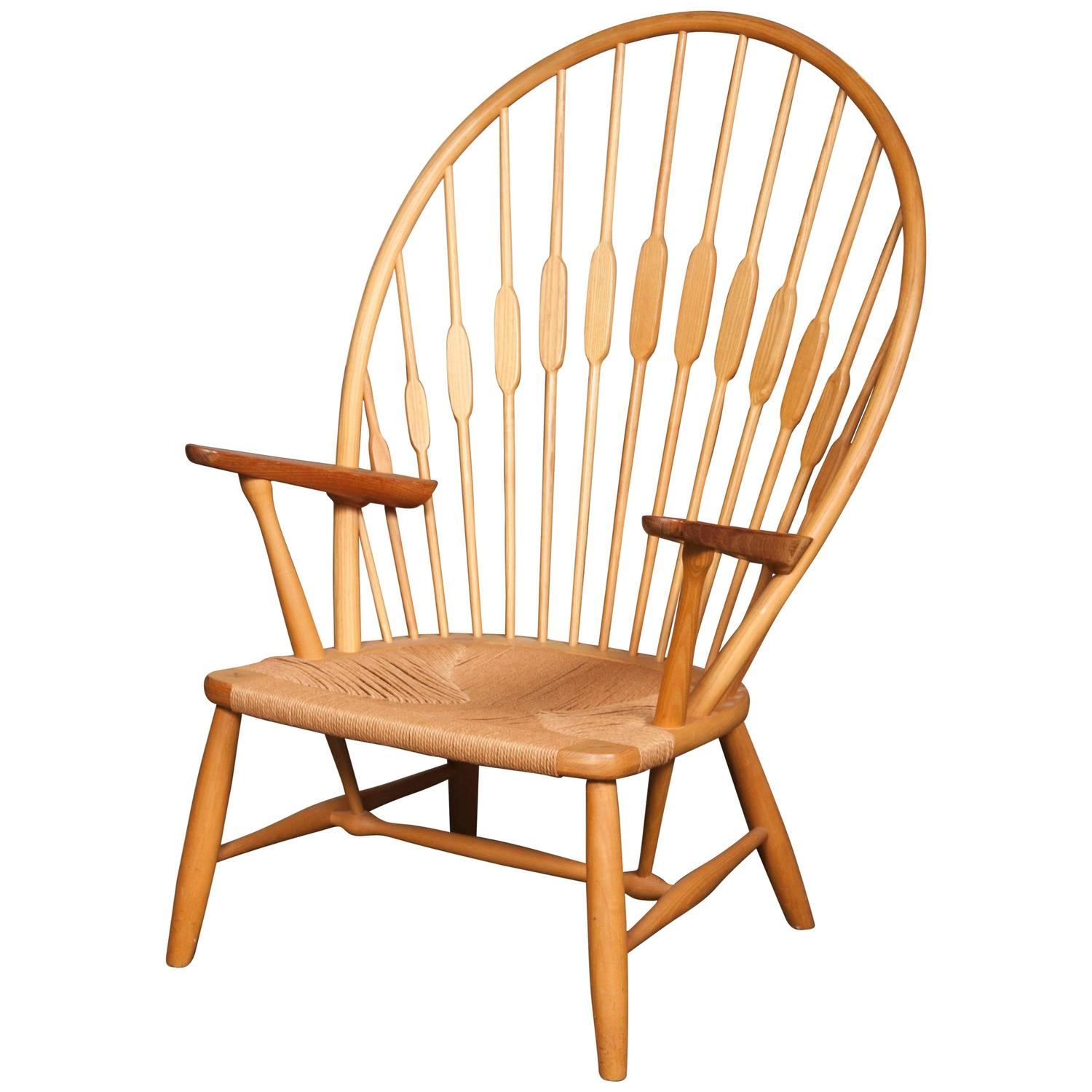 Hans Wegner Chair For Johannes Hansen At 1stdibs