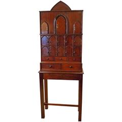 Beautiful Gothic Cabinet