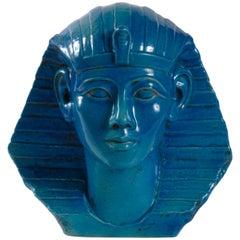 Midcentury Zaccagnini Pharaoh's Head, Italy