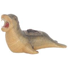 Wicker Seal Box