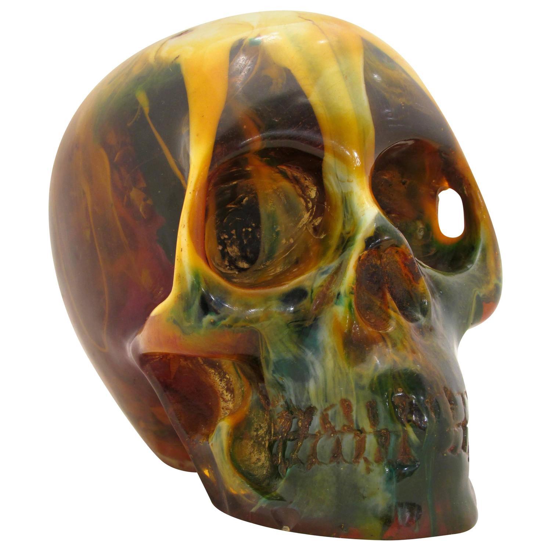 Bakelite Skull At 1stdibs