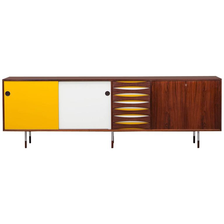 Rare Arne Vodder Sideboard 'a'