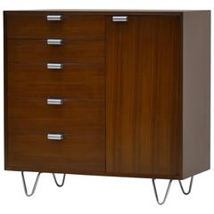 Walnut Dresser by George Nelson for Herman Miller